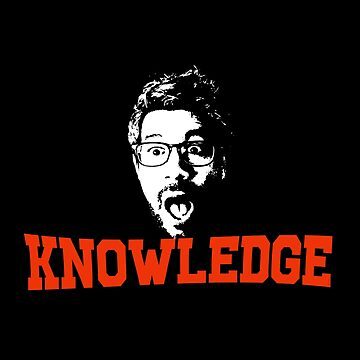 knowledge. by iWumbo