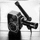 "Pan Cinor ""40"" 8mm Reflex by Manfred Belau"