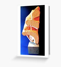 Dream Tooth Greeting Card
