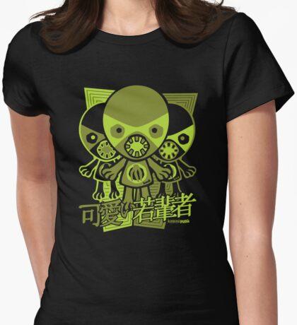 Monster Mascot Stencil T-Shirt