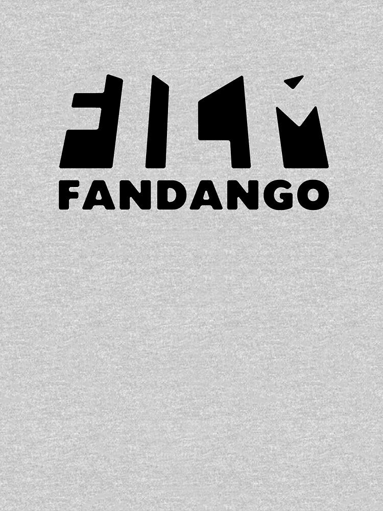 Film Fandango Logo - BLACK by FilmFandango