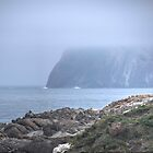 Chatham Island from Long Point by BigAndRed