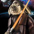 Rabbit Wars by carpo17