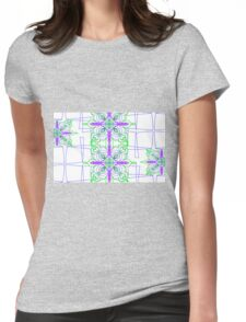 Blooming Squares T-Shirt