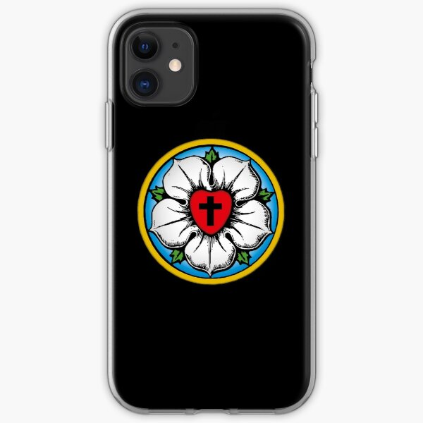 Heart - Lutheran iPhone Soft Case
