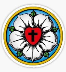 Heart - Lutheran Sticker