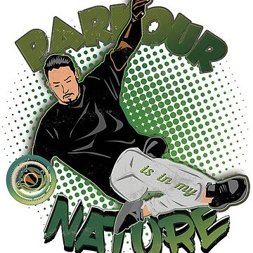 Parkour is in my nature by mtsdesign