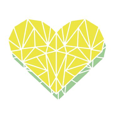 Yellow Heart by FelixQ66