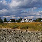 Weed Beach, Darien Ct. by ChereeCheree