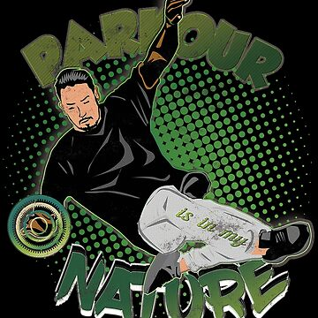 Parkour nature by mtsdesign