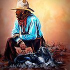 Blazing The Trail by Susan  Bergstrom