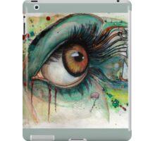 Blink of eyes - 2 iPad Case/Skin