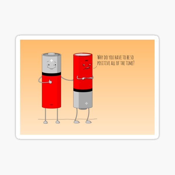Positivity Sticker