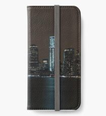 New York Skyline iPhone Wallet/Case/Skin