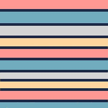 Colorful stripes by susana-art