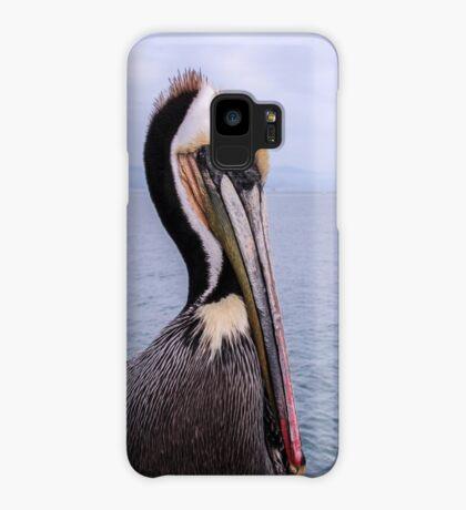 Pelecanus Thagus Case/Skin for Samsung Galaxy