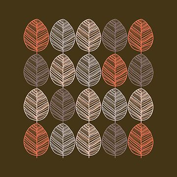leaves by izumaolya
