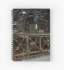 Jungle of Steel Spiral Notebook