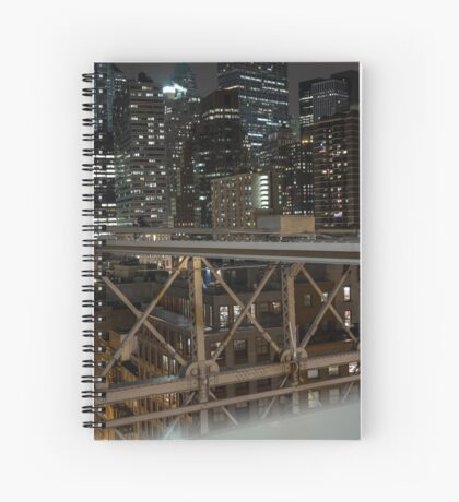 Jungle of Steel Spiral Notebook