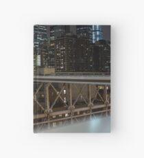 Jungle of Steel Hardcover Journal