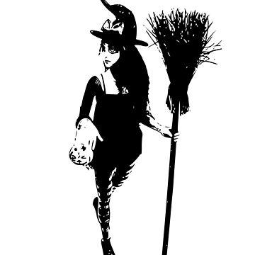 Kleine Hexe von maysi