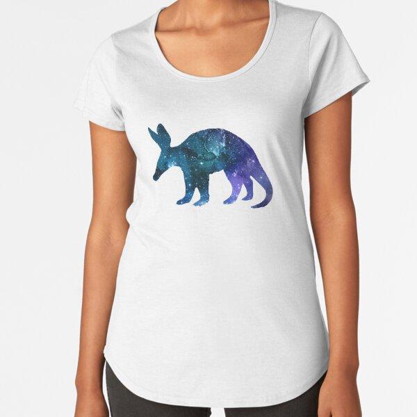 Aardvark Premium Scoop T-Shirt
