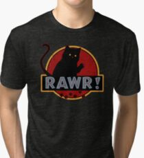 Rawr! Tri-blend T-Shirt