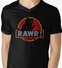 Rawr! Men's V-Neck T-Shirt