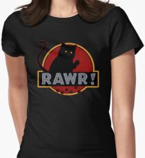 Rawr! Women's Fitted T-Shirt