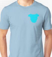 Teal Pittie Unisex T-Shirt