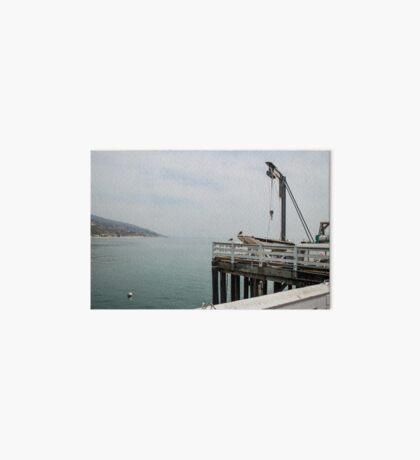 Malibu Pier Art Board