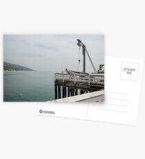 Malibu Pier Postcards