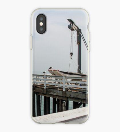 Malibu Pier iPhone Case