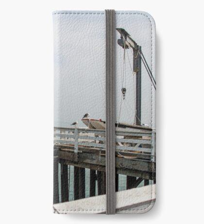 Malibu Pier iPhone Wallet