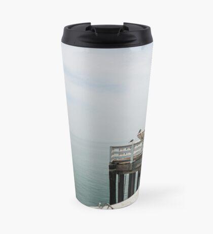 Malibu Pier Travel Mug
