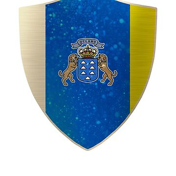 Canary Islands Coat of Arms by ockshirts