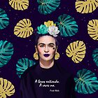 Frida Khalo - A besos entiendo... by lambsandwolves