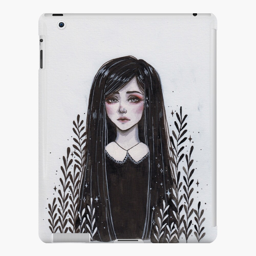1/31 Inktober 2017 iPad-Hülle & Skin