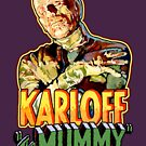 The Mummy by adamcampen