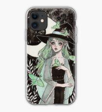Luna Motte Hexe iPhone-Hülle & Cover