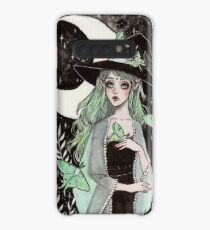 Luna Motte Hexe Hülle & Klebefolie für Samsung Galaxy
