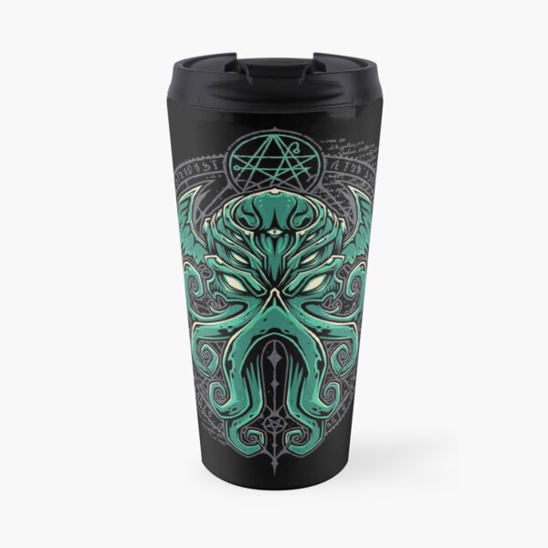 Great Cthulhu Travel Mug