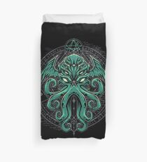 Great Cthulhu Duvet Cover