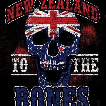 Real New Zealander by GeschenkIdee