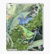 Dwarf dragons iPad Case/Skin