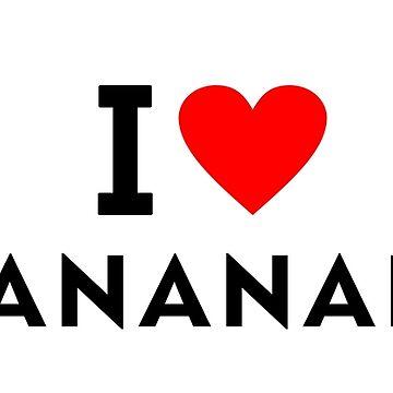 I love Antananarivo city by tony4urban
