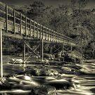Bells Bridge by sixfootfour