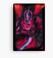 Futuristic Warrior - Fi Canvas Print