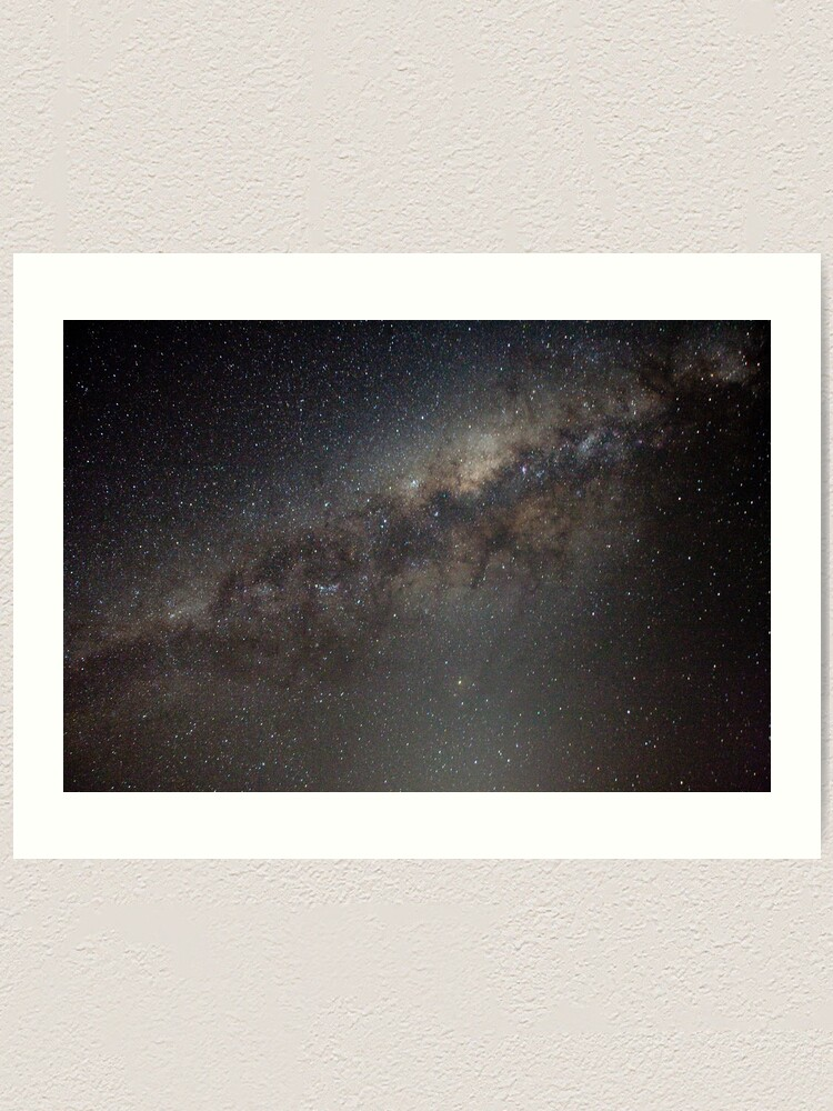 Alternate view of Our Milky Way Galaxy Art Print