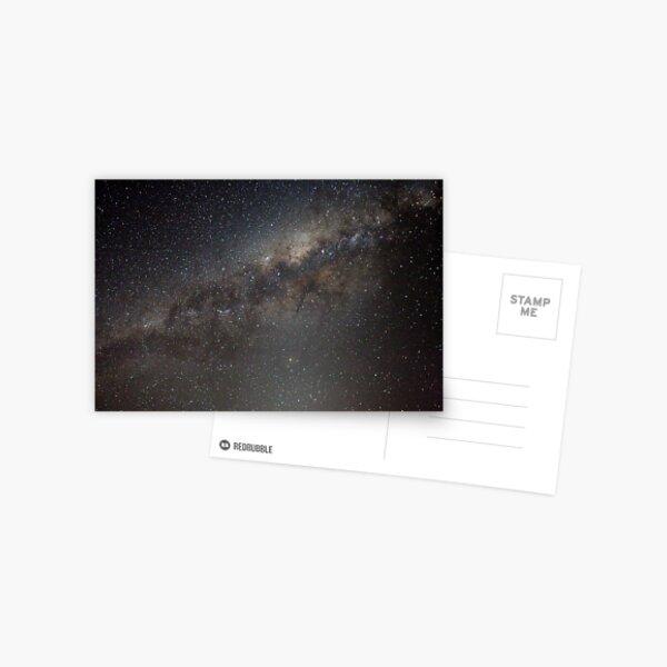Our Milky Way Galaxy Postcard